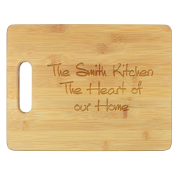 Desmond Cutting Board - Engraved