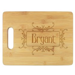 Radiance Cutting Board - Engraved