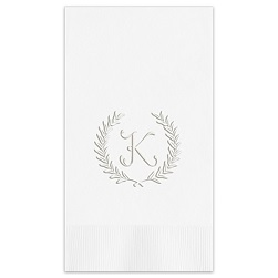 Harvest Guest Towel - Embossed