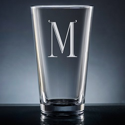 Sencillo Pint Glass