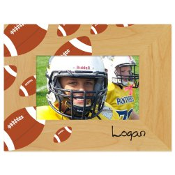 Football Printed Picture Frame