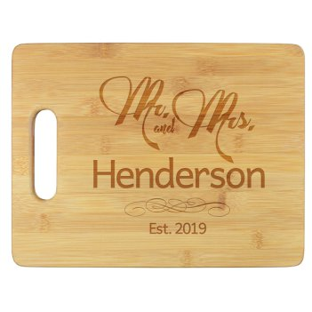 Unite Cutting Board - Engraved
